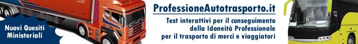ProfessioneAutotrasporto.it - Quiz Interattivi per il conseguimento della Idoneit� Professionale Autotrasportatori