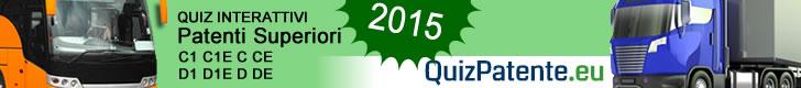 QuizPatente.EU - Quiz interattivi per il conseguimento delle patenti di guida